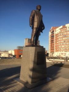 Памятник Д. И. Козлову
